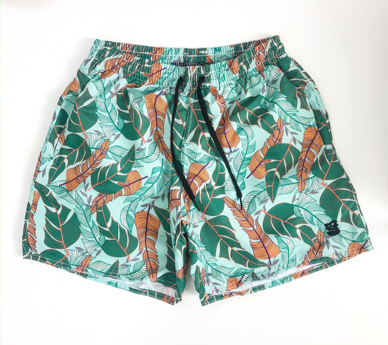 Swim Shorts Verde
