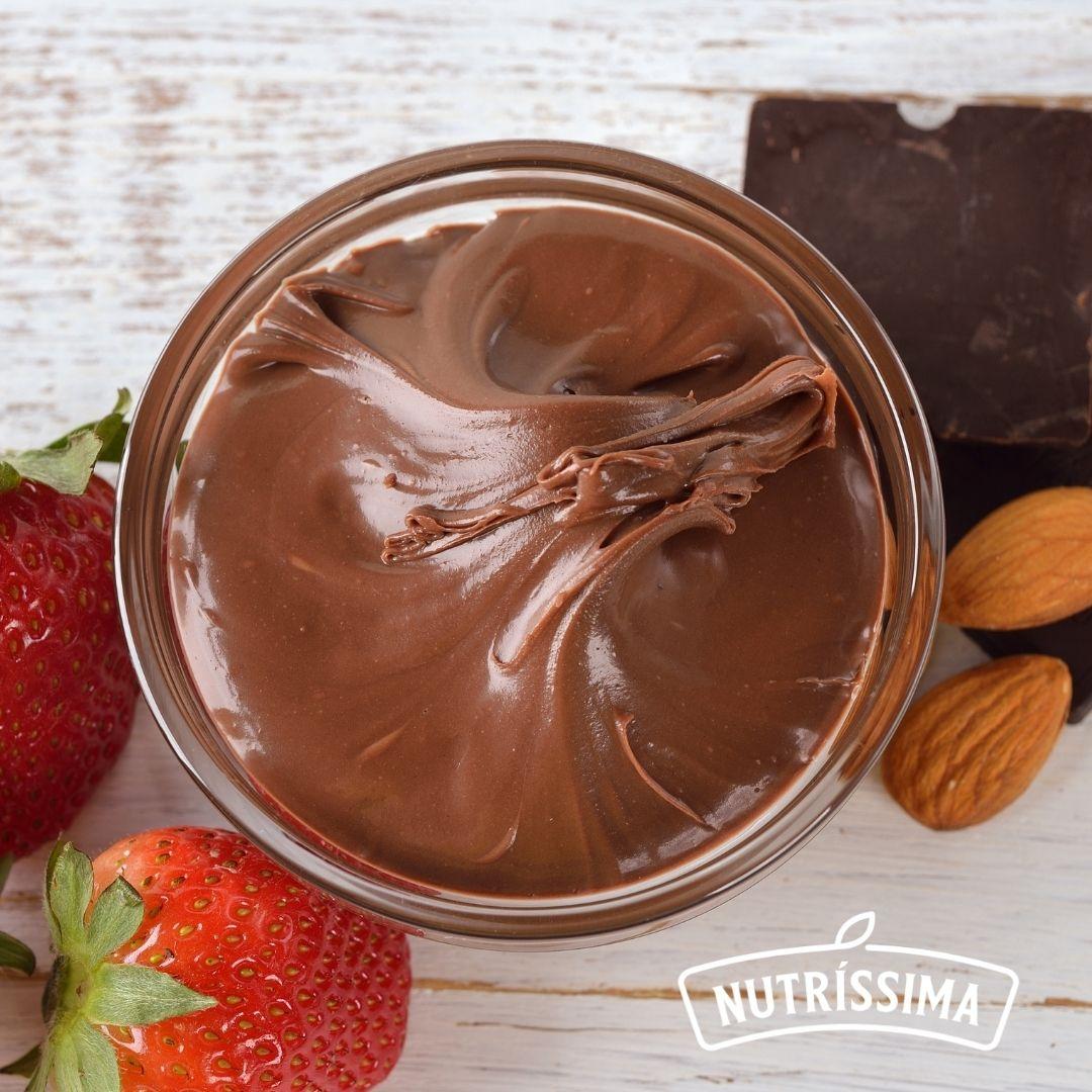Creme de Chocolate Trufado com Castanha 150g