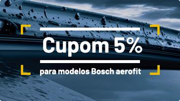 Palheta Original Bosch Aerofit com desconto especial.