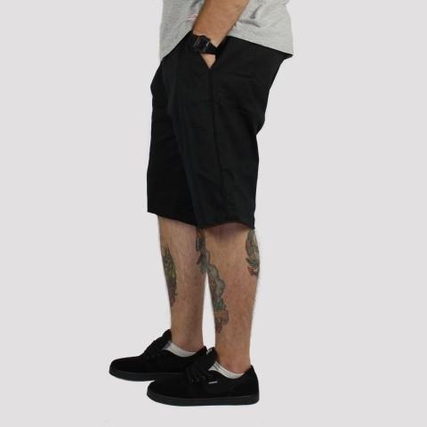 Bermuda Hocks Alvo Jeans - Preta
