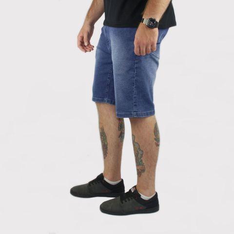 Bermuda Hocks Diss - Jeans Azul