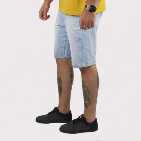 Bermuda Hocks Jeans Shift Azul