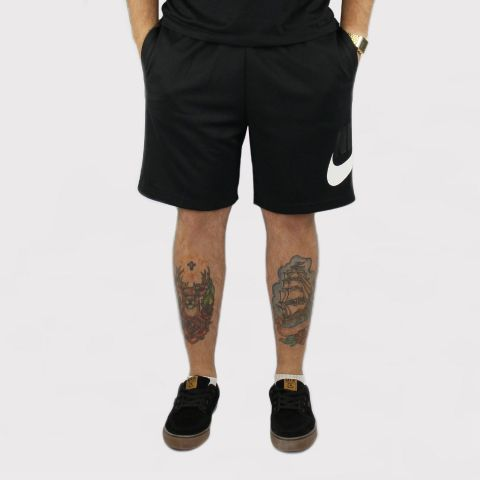 Bermuda Nike SB Dry - Preto/Branco