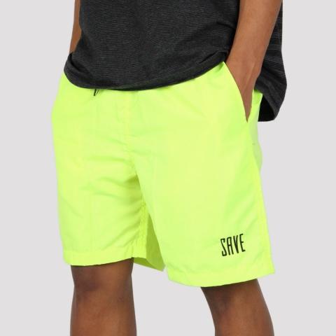 Bermuda Save Neon - Verde