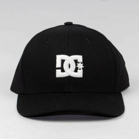 Boné DC Shoes Capstar 2 Preto