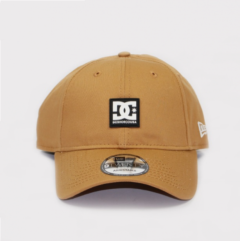 Boné DC Shoes Stocker Marrom Claro
