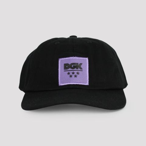 Boné DGK All Star Dad Hat - Black