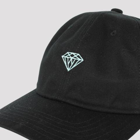 Boné Diamond Willkhalifaman - Preto