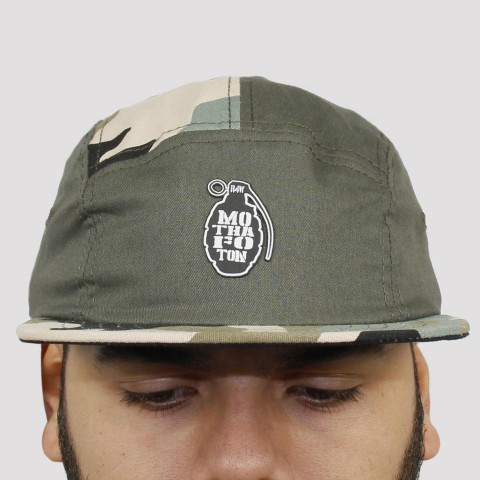 Boné Foton Five Panel - Camuflado