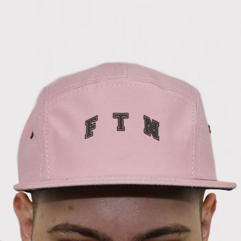 Boné Foton Five Panel - Rosa