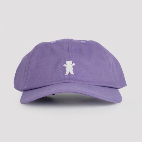Boné Grizzly OG Bear Dad Hat - Purple / Roxo
