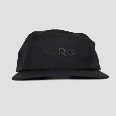 Boné LRG Logo Five Panel - Preto