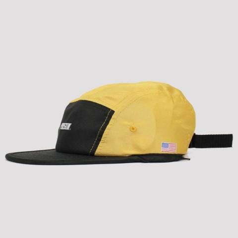 Boné Prison - Black/ Yellow