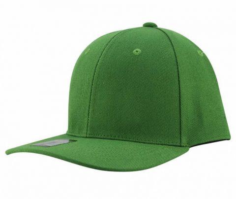 Boné Supercap Snapback Aba Curva Verde