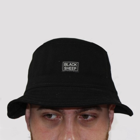 Bucket Black Sheep - Preto