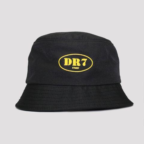 Bucket Dr7 Logo - Preto/Amarelo