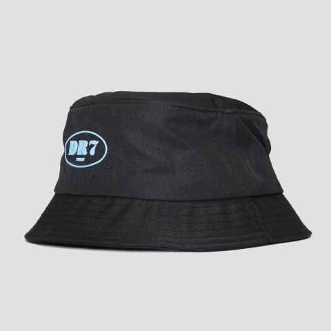 Bucket Dr7 Logo - Preto/Azul