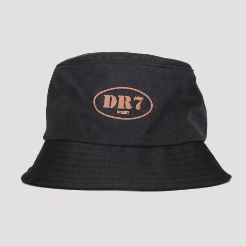Bucket Dr7 Logo - Preto/Marrom