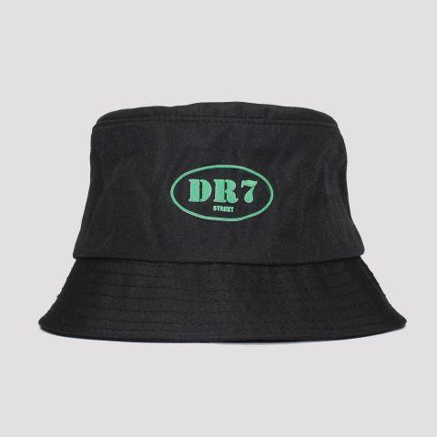 Bucket Dr7 Logo - Preto/Verde