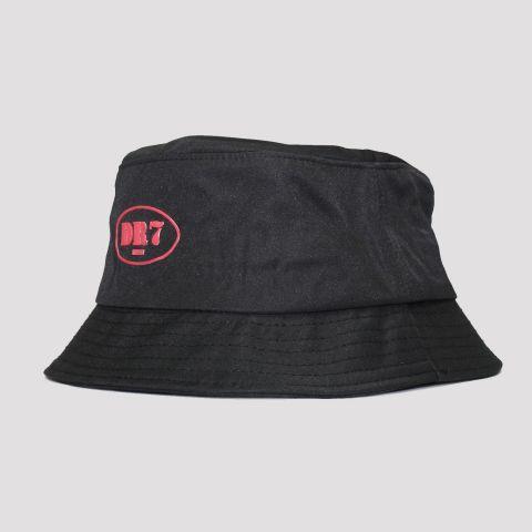 Bucket Dr7 Logo - Preto/Vermelho