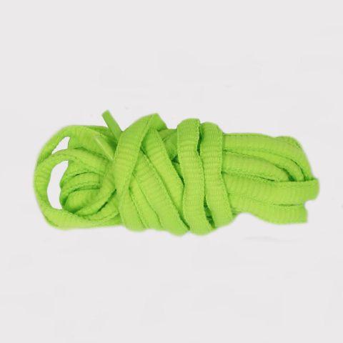 Cadarço DR7 Achatado - Verde Neon