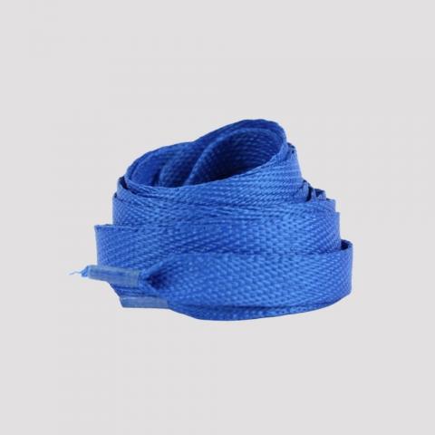 Cadarço DR7 Fita - Azul Royal