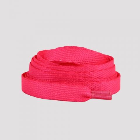 Cadarço DR7 Fita- Rosa Fluorescente