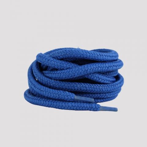 Cadarço DR7 Redondo - Azul Royal