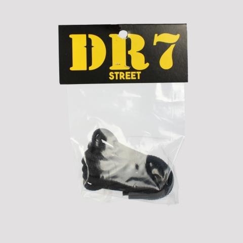 Cadarço DR7 Redondo - Preto