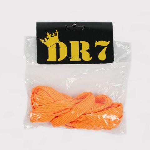 Cadarço DR7 Fita - Laranja Florescente