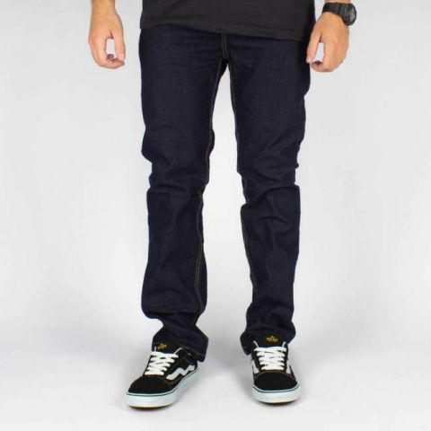 Calça Dc Shoes Jeans Straight Skate Azul