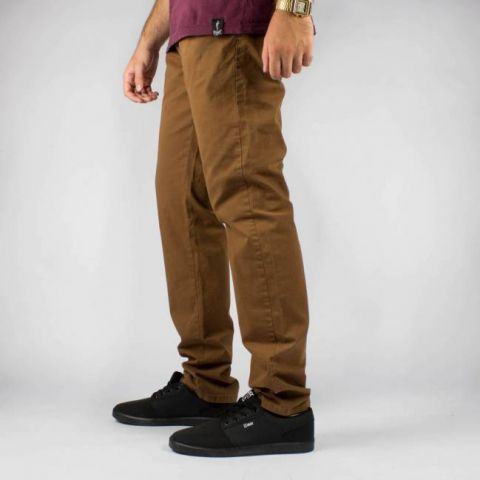 Calça Element Essencial Brown