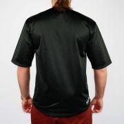 Camisa Pixa In Baseball Preto/Vermelho