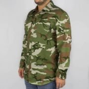 Camisa DC Shoes M/L Camo