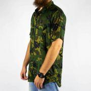 Camisa Hocks Milicia Camuflada