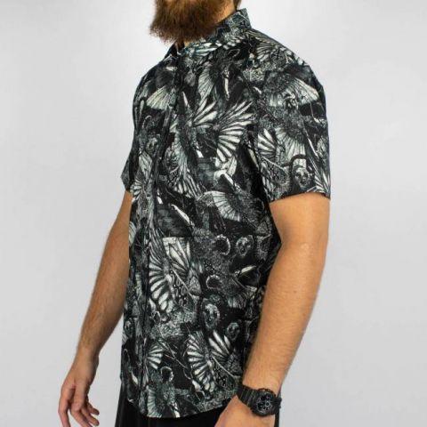 Camisa MCD Birdboom Full Print