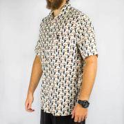 Camisa Save Tucano Branca
