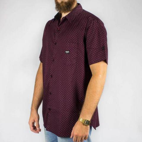 Camisa Starter Vinho