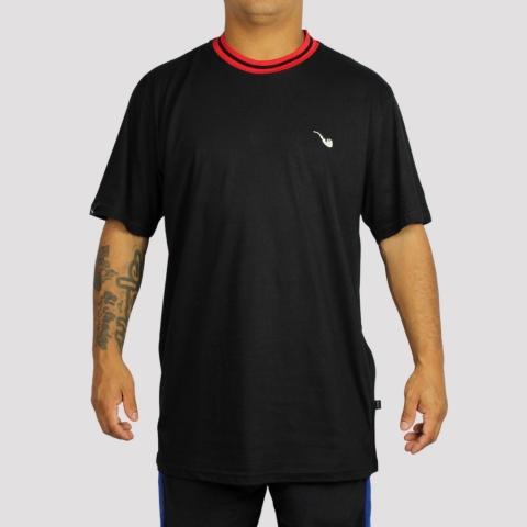 Camiseta Blaze Supply Collar - Black