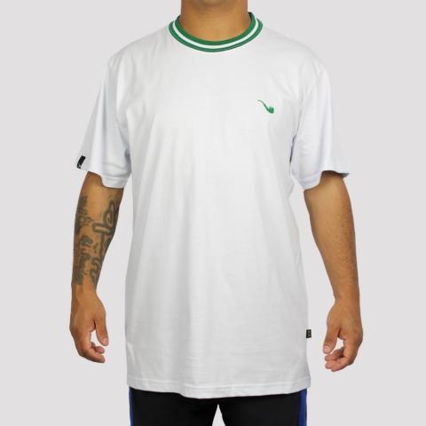 Camiseta Blaze Supply Collar - White