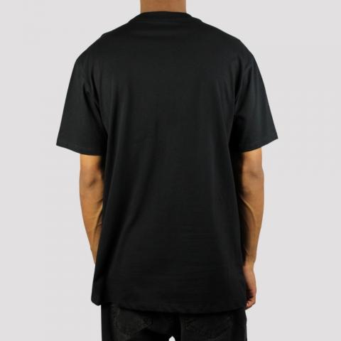 Camiseta Blunt Ball Graffiti  - Preto