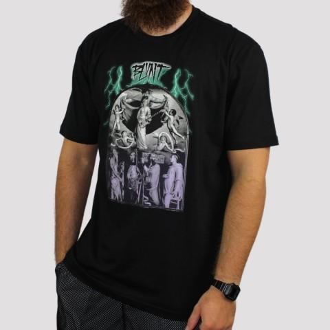 Camiseta Blunt Band - Preto