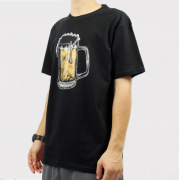 Camiseta Blunt Beer - Preto