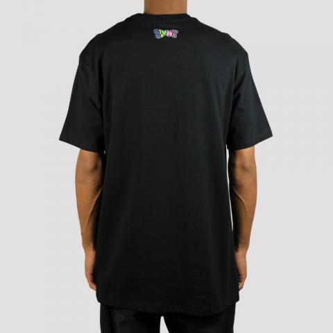 Camiseta Blunt Boombox (Tamanho Extra) - Preto