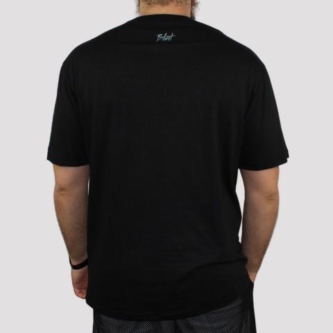 Camiseta Blunt Cat - Preto