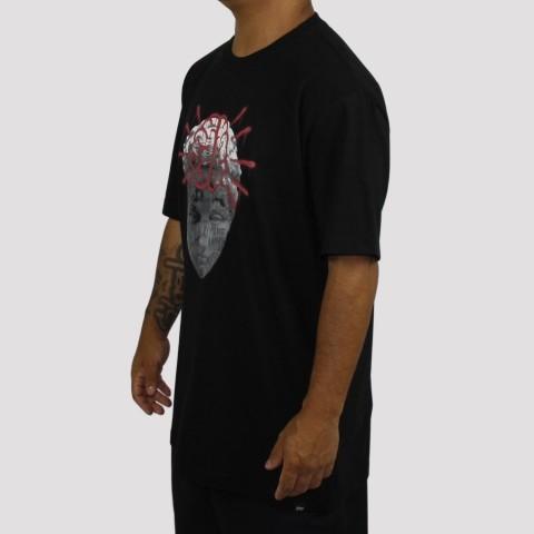 Camiseta Blunt Cerebrum - Preta