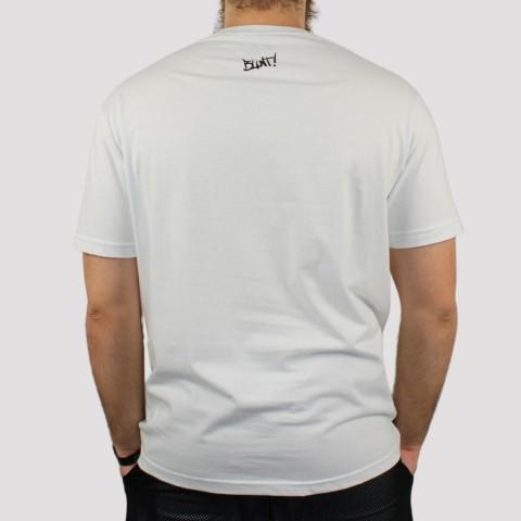 Camiseta Blunt Crocoloud - Branco