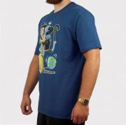 Camiseta Blunt Cruelty Free Azul