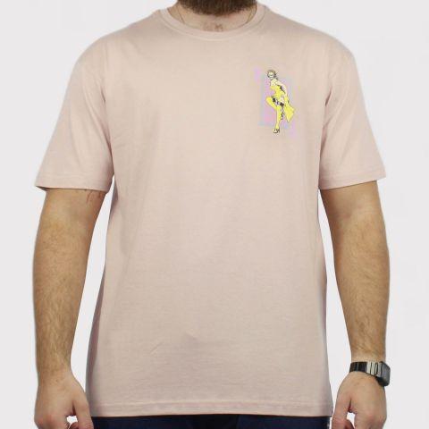 Camiseta Blunt Deck - Rosê