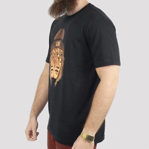 Camiseta Blunt Double - Preto